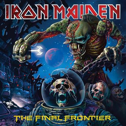 Iron Maiden - The Final Frontier - 2017 Reissue (2 LPs)
