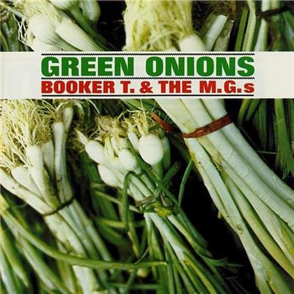 Booker T & The MG's - Green Onions - 2017 Reissue (LP)
