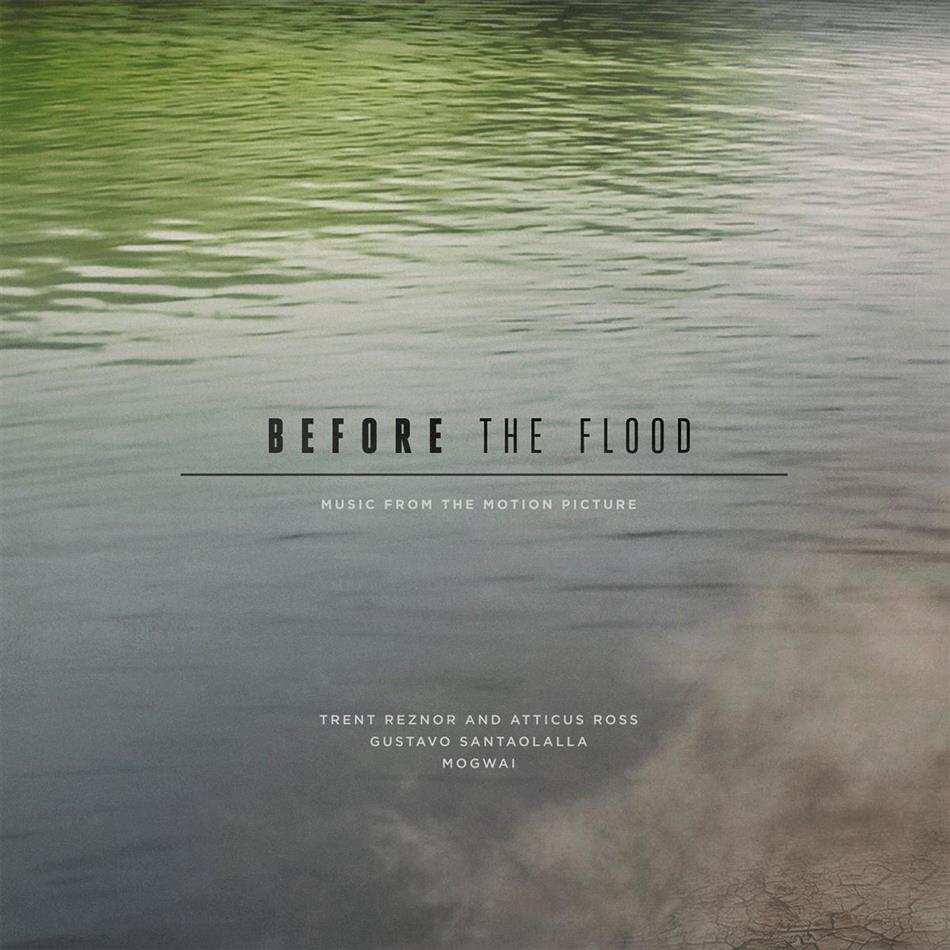 Before The Flood Ost 3 Lps Von Trent Reznor Atticus