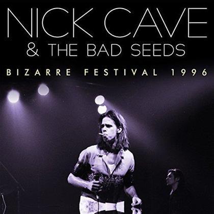 Nick Cave - Bizarre Festival 1996