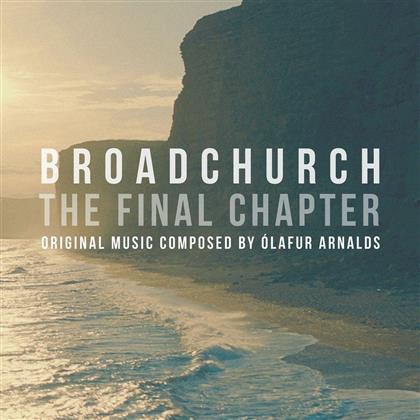 Broadchurch - The Final Chapter - Olafur Arnalds - OST (LP + Digital Copy)