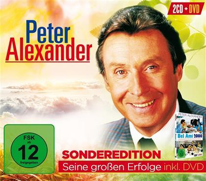 Peter Alexander - Seine Größten Erfolge Inkl. Dv (3 CDs)
