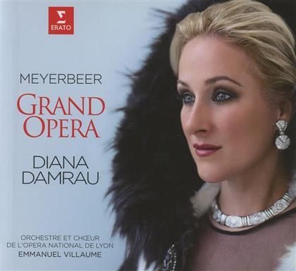 Diana Damrau, Emmanuel Villaume, Orchestre de Lyon & Giacomo Meyerbeer (1791-1864) - Grand Opera