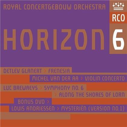 Royal Concertgebouw Orchestra - Horizon - RCO 6 (Hybrid SACD + DVD)
