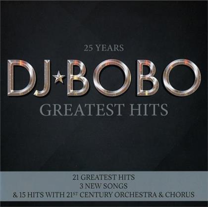 DJ Bobo - 25 Years - Greatest Hits (2 CDs)