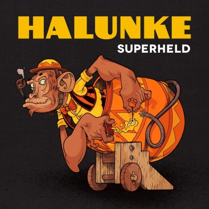 Halunke - Superheld