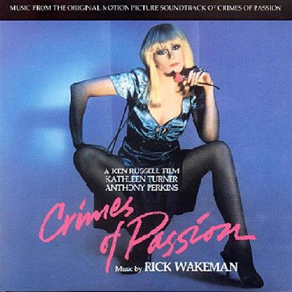 Rick Wakeman - Crimes Of Passion (OST) - OST