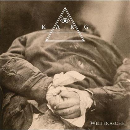 Karg - Weltenasche (2 LPs)