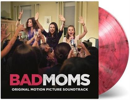 Bad Moms - OST - Limited Pink & Black Mixed Vinyl (Colored, LP)
