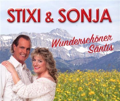 Stixi & Sonja - Wunderschöner Säntis