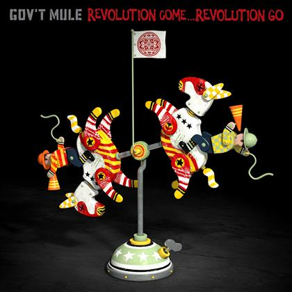 Gov't Mule - Revolution Come... Revolution Go (Deluxe Edition, 2 CDs)