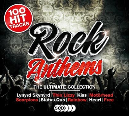 Ultimate Rock Anthems (5 CDs)