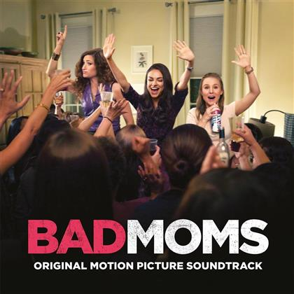 Bad Moms - OST - Music On Vinyl (Colored, LP)