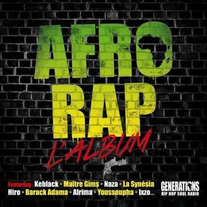 Afro Rap - L'Album (2 CDs)