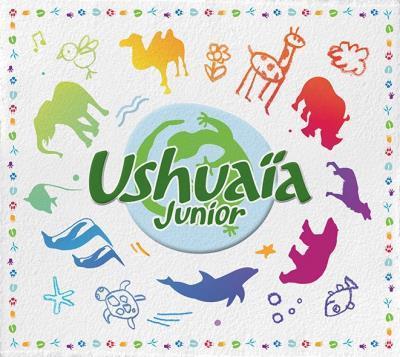 Ushuaïa Junior (Digipack, 4 CDs)