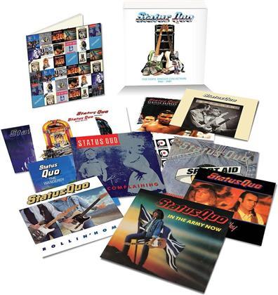 "Status Quo - The Vinyl Singles Collection (12 7"" Singles)"