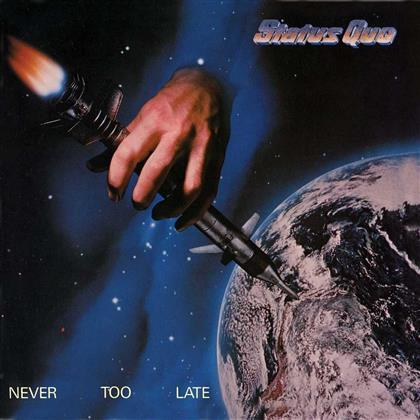 Status Quo - Never Too Late - 2017 Reissue (3 CDs)