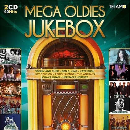 Mega Oldies Jukebox (2 CDs)