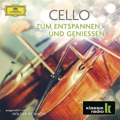 Cello - Zum Entspannen Und Geniessen - Klassik Radio (2 CDs)