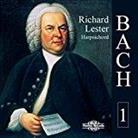 Richard Lester & Johann Sebastian Bach (1685-1750) - Werke Für Cembalo Vol. 1 - Works For Cembalo (2 CD)