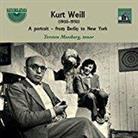 Torsten Mossberg & Kurt Weill (1900-1950) - Ein Portrait -Von Berlin Nach New York (2 CDs)