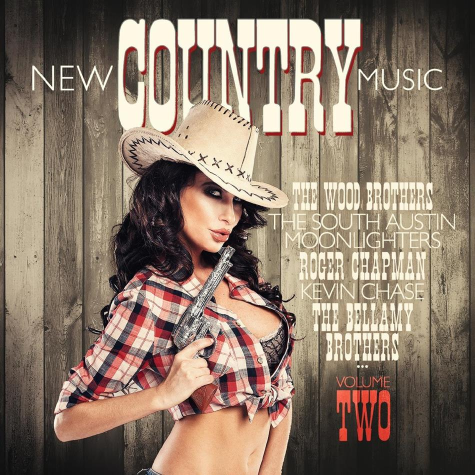 New Country Music - Vol. 2 (2 CDs)