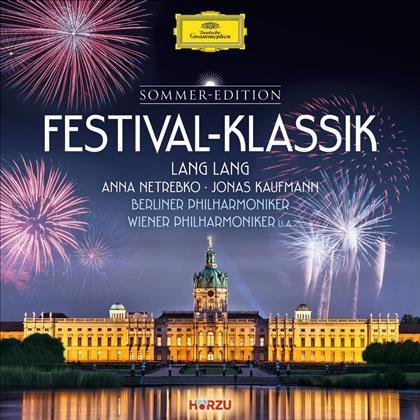 Various - Festival-Klassik - Hörzu (2 CDs)