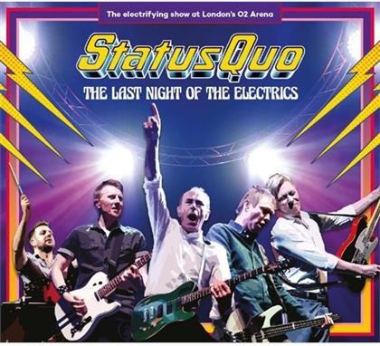 Status Quo - Last Night Of The Electrics (2 CDs)
