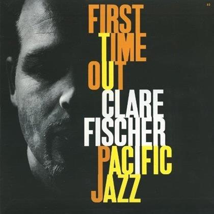 Clare Fischer - First Time