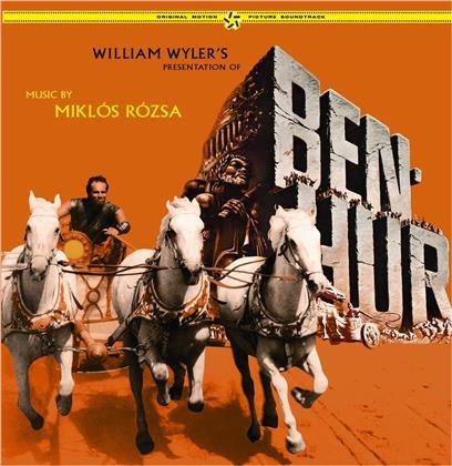 Ben Hur & Miklós Rózsa (1907-1995) - OST (LP)