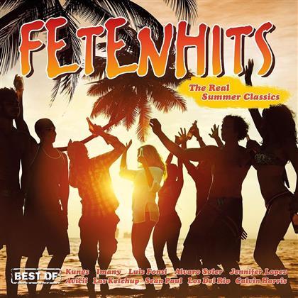 Fetenhits - The Real Summer Classics (3 CD)