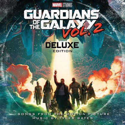 Guardians Of The Galaxy - OST - Awesome Mix Vol.2 (2 LPs)