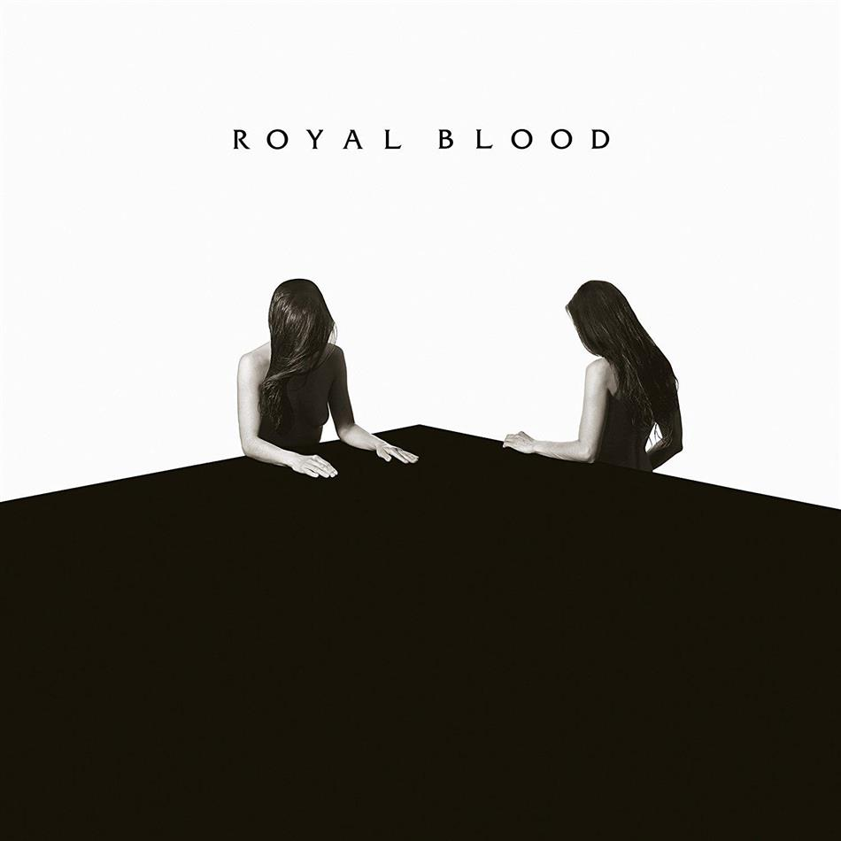 Royal Blood - How Did We Get So Dark? - Includes Art Print (Colored, LP + CD)
