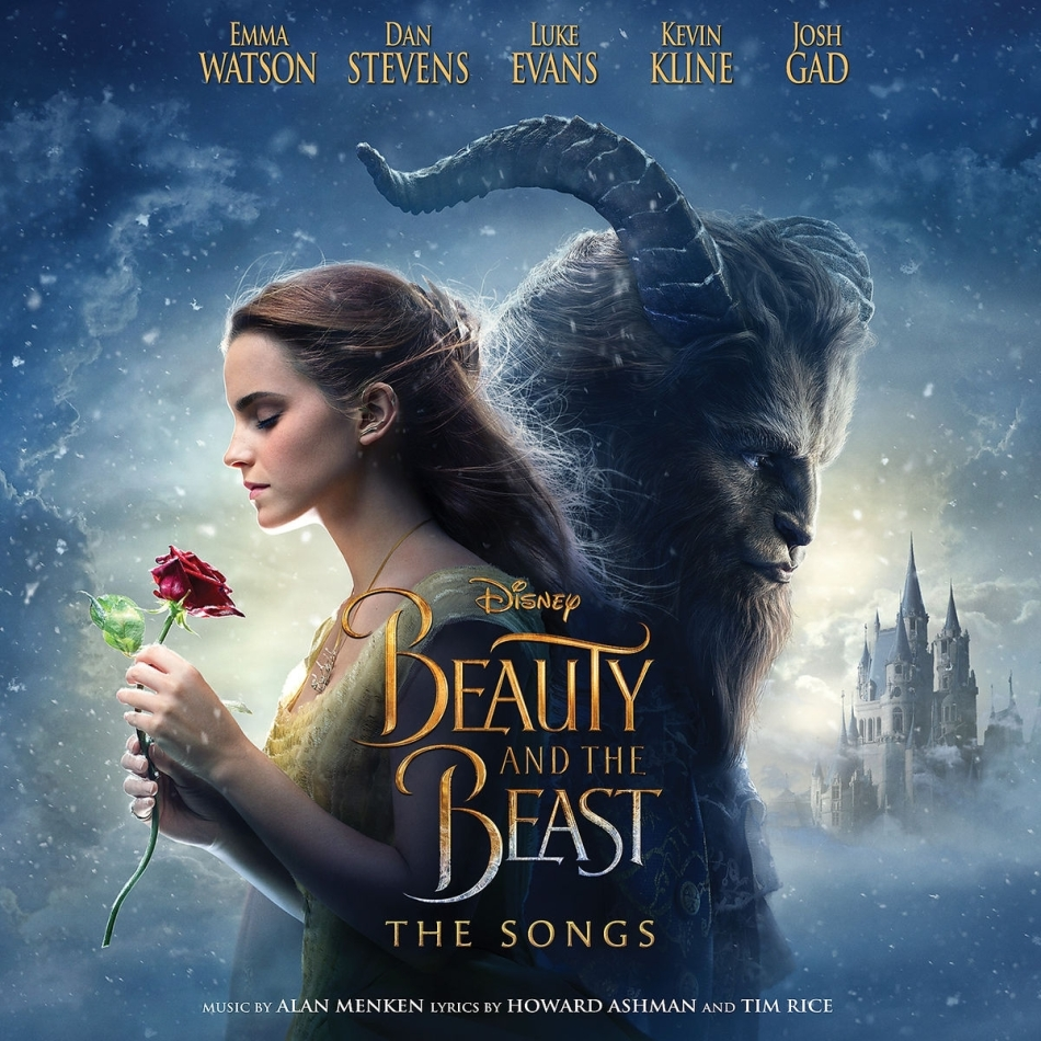 Beauty & The Beast - The Songs (LP)