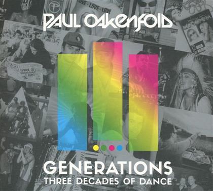 Paul Oakenfold - Generations Three (3 CDs)