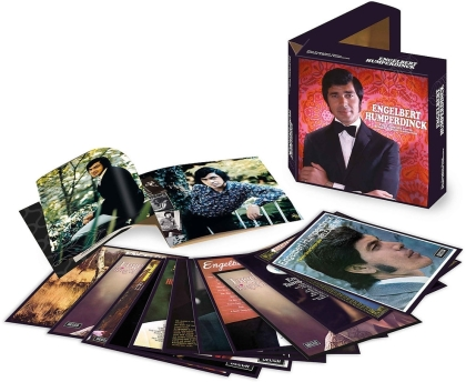Engelbert Humperdinck - Engelbert Humperdinck The Complete Decca Studio (11 CDs)
