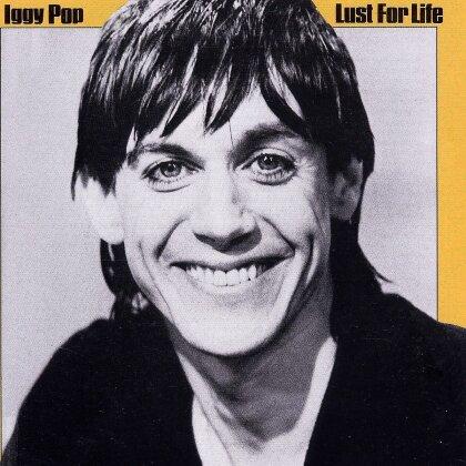 Iggy Pop - Lust For Life - 2017 Reissue (LP)
