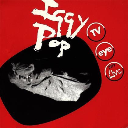Iggy Pop - Tv Eye Live - 2017 (LP)