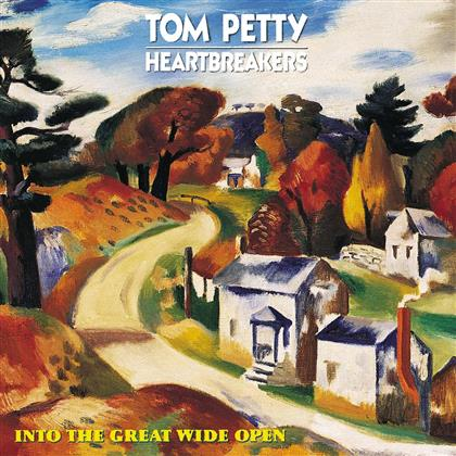 Tom Petty - Into The Great Wide - 2017 Reissue (LP)