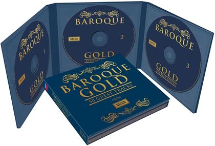 Divers - Baroque Gold - 50 Great Tracks (3 CDs)
