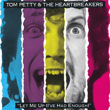 Tom Petty - Let Me Up I've Had Enough - 2017 Reissue (LP)