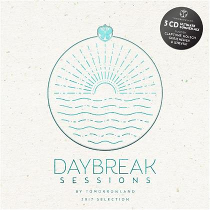 Daybreak Sessions - 2017 - by Tomorrowland (3 CDs)