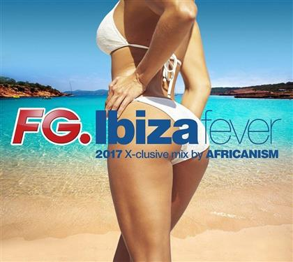 Ibiza Fever - 2017 (4 CDs)