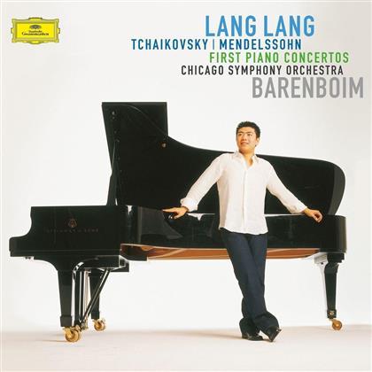 Lang Lang, Daniel Barenboim, Felix Mendelssohn-Bartholdy (1809-1847) & Peter Iljitsch Tschaikowsky (1840-1893) - Piano Concertos (LP + Digital Copy)