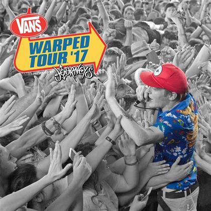 Warped Tour Compilation - 2017 (2 CDs)