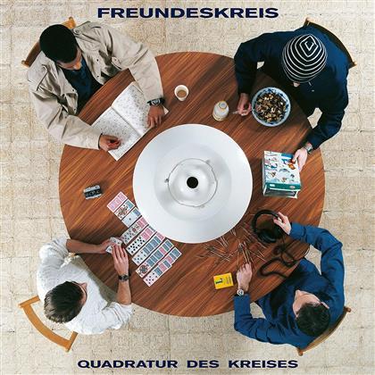 Freundeskreis - Quadratur Des Kreises - Gatefold (LP + CD)