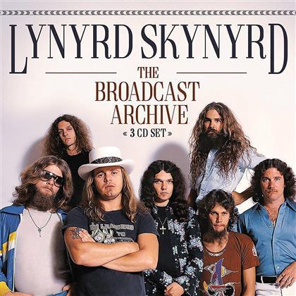 Lynyrd Skynyrd - The Broadcast Archive (3 CDs)