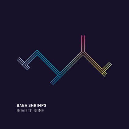 Baba Shrimps - Road To Rome (LP)