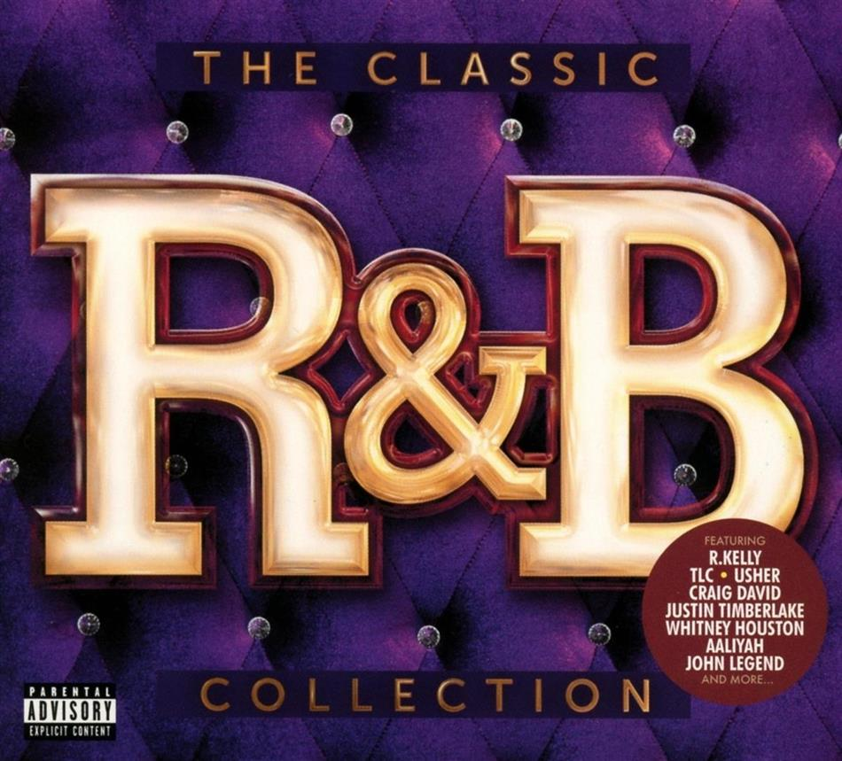 The Classic Randb Collection (3 CDs)
