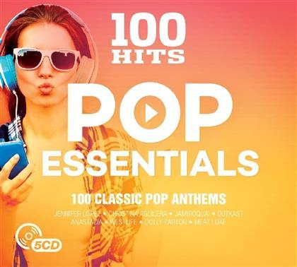 100 Hits Pop Essentials (5 CDs)